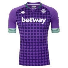 2020/21 R BTS Away Purple Fans Soccer Jersey