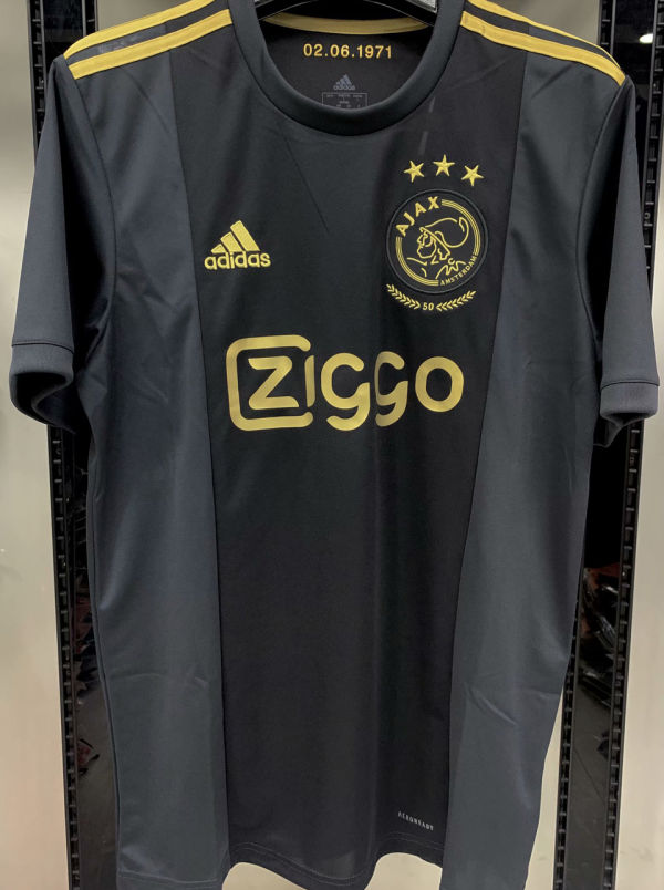 2020/21 Ajax 1:1 Quality 70th Anniversary Edition Fans Soccer Jersey