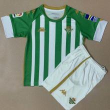 2020/21 R BTS Home Kids Soccer Jersey