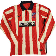 2020/21 ATM Home Long Sleeve Soccer Jersey