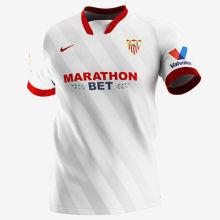 2020/21 SVL FC Home White Fans Soccer Jersey
