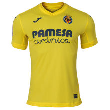 2020/21 Villarreal Home Yellow Fans Soccer Jersey
