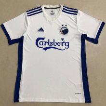 2020/21 Copenhagen Away White Fans Soccer Jersey