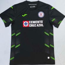 2020/21 Cruz Azul Black GK Soccer Jersey