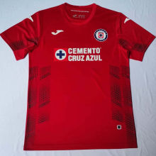 2020/21 Cruz Azul GK Red Soccer Jersey