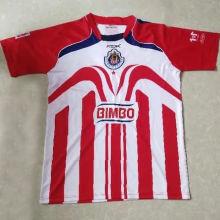 2006/07 Chivas Home Retro Soccer Jersey