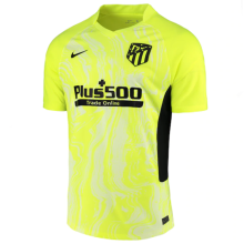 2020/21 ATM Third Yellow Fans Soccer Jersey