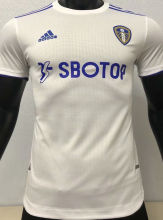 2020/21 Leeds United  White Player Soccer Jersey