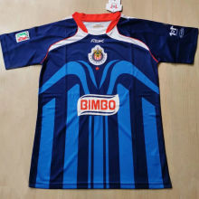 2006/07 Chivas Away Blue Retro Soccer Jersey