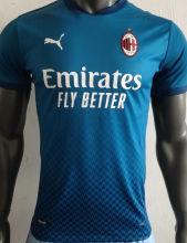 2020/21 AC Milan Third Player Version Soccer Jersey