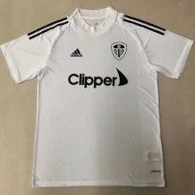 2020/21 Leed Utd White Training Soccer Jersey