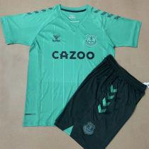 2020/21 Everton GK Kids Soccer Jersey
