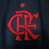 2020/21 Flamengo 1:1 Quality Third Black Fans Soccer Jersey