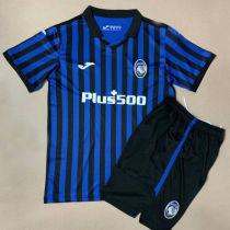 2020/21 Atalanta Home Kids Soccer Jersey