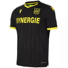 2020/21 Nantes Away Black Fans Soccer Jersey