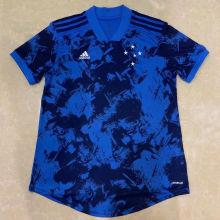 2020/21 Cruzeiro Third Blue Women Soccer Jersey