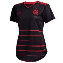 2020/21 Flamengo Third Black Women Soccer Jersey