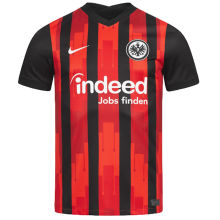 2020/21 Frankfurt Red and Black Home Soccer Jersey