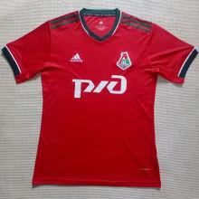 2020/21 Lokomotiv Moscow Red Fans Soccer Jersey
