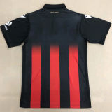 2020/21 Nice Home Red And Black Fans Soccer Jersey
