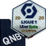MBAPPE #7 PSG 1:1 Third Fans Soccer Jersey 2020/21