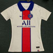 2020/21 PSG Away White Women Soccer Jersey