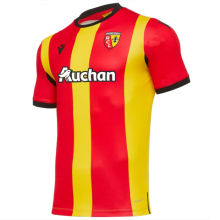 2020/21 Lens Home Red Fans Soccer Jersey