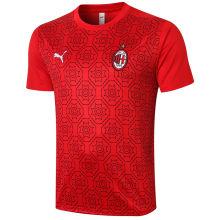 2020/21 AC Milan Red Training Short Jersey