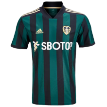 2020/21 Leeds United Away Fans Soccer Jersey