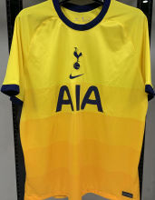2020/21 TH FC 1:1 Quality Away Yellow Fans Soccer Jerseys