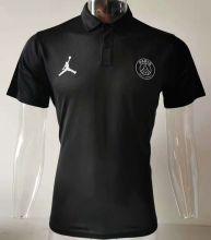 2020/21 PSG  Black Polo Short Jersey