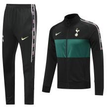 2020/21 TH FC Black Jacket Tracksuit