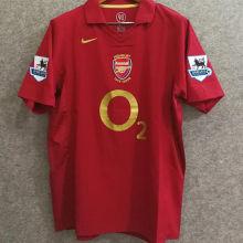 2005-2006 ARS Home Retro Soccer Jersey