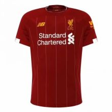 2019/20 LIV 1:1 Quality Home Fans Soccer Jersey