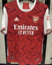 2020/21 ARS Home Red Palyer Version Soccer Jersey