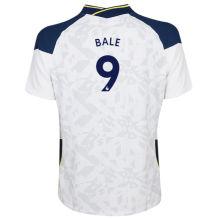 BALE #9 TH FC 1:1 Home Fans Soccer Jerseys 2020/21(League Font)