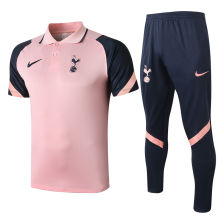 2020/21 TH FC Pink Polo Tracksuit