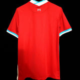 2020/21 LIV 1:1 Quality Home Red Fans Soccer Jersey