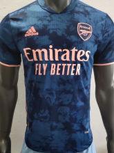 2020/21 ARS Third Blue Palyer Soccer Jersey