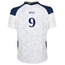 BALE #9 TH FC 1:1 Home Fans Soccer Jerseys 2020/21(UEFA Font 欧冠字体)
