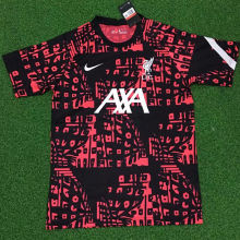 2020/21 LIV Red And Black Training Jersey