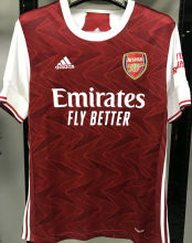 2020/21 ARS 1:1 Quality Home Red Fans Soccer Jersey