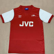 1982 ARS Home Red Retro Soccer Jersey