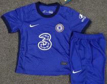 2020/21 CFC Home Blue Kids Soccer Jersey