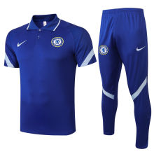 2020/21 CFC Blue Polo Tracksuit