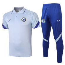 2020/21 CFC Grey Polo Tracksuit