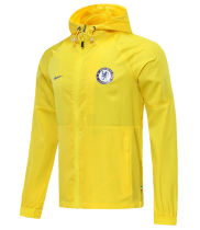2020/21 CFC Yellow Windbreaker