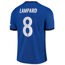 LAMPARD #8 CFC 1:1 Home Fans Soccer Jersey 2020/21 (UCL Font 欧冠字体)