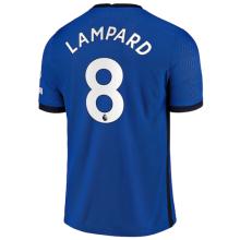 LAMPARD #8 CFC 1:1 Home Fans Soccer Jersey 2020/21 (League Font)