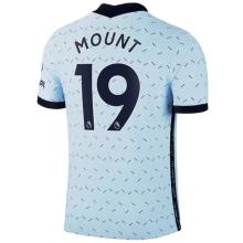 MOUNT #19 CFC 1:1 Away Fans Soccer Jersey 2020/21 (League Font)
